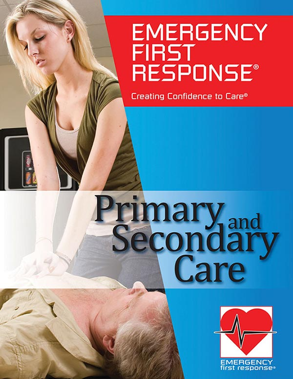 Emergency First Response - Primary and Secondary Care